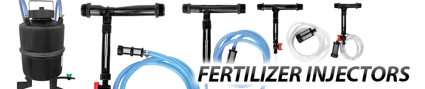 Venturi Fertilizer Injectors