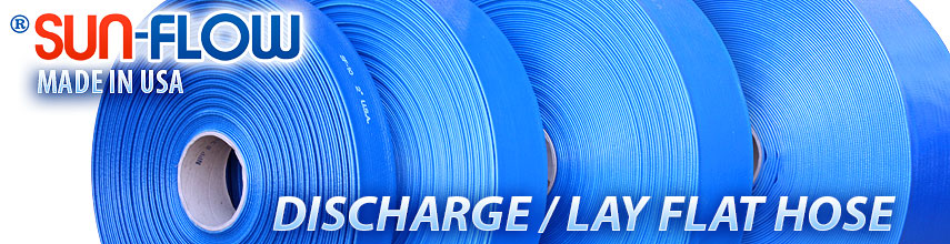 Discharge / Lay Flat Hose