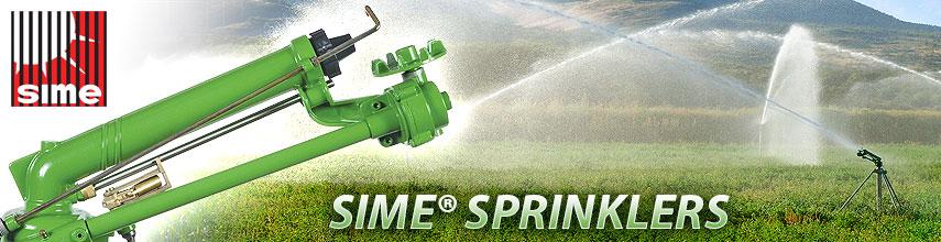 SIME® Sprinklers