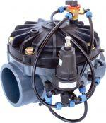 Pressure Reducing Valve w/ 24VAC Solenoid, PVC - 3