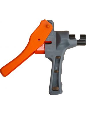 Lay Flat Punch Tool 17 mm Orange