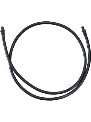 Micro-Tubing 100 cm, 7mm barb w/ slip adapter for micro sprinkler