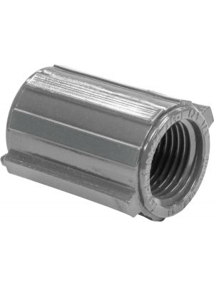 PVC Threaded Coupler - 1/2