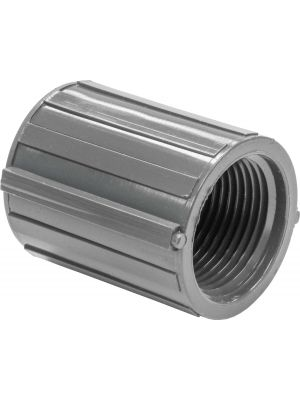 PVC Threaded Coupler - 1