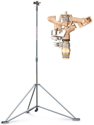 6-Pack 6 ft. Raintower Sprinkler Tripod Stand - 1/2