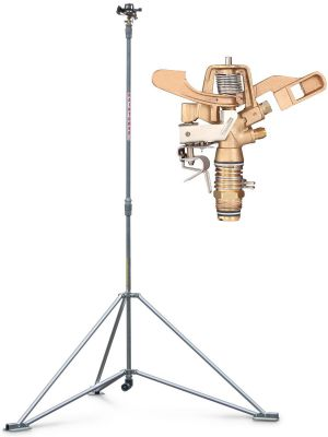 6-Pack - Raintower Sprinkler 6 ft Tripod Stand - 3/4