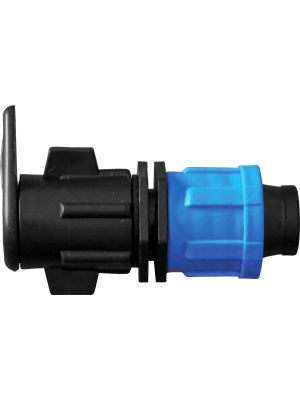 Starter Connector Lay Flat Hose x 7/8
