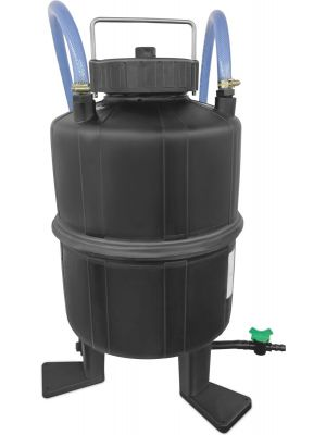 Fertilizer Tank Injector System, HDPE, 8 Gallons (30 Liters)