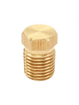 Brass Secondary Nozzle Plug - for 3/4