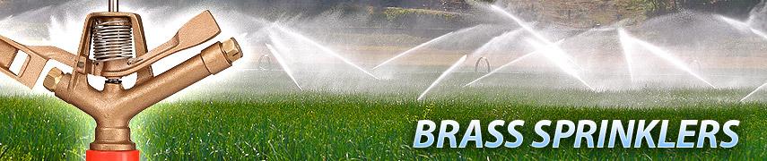 Brass Sprinklers