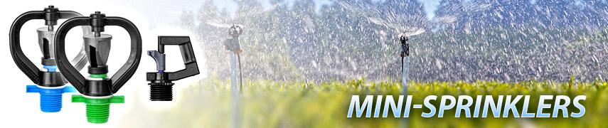 Mini-Sprinklers