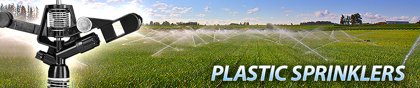 Plastic Sprinklers